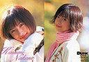 【中古】コレクションカード(女性)/DUNK CARD 1999 仲根かすみ/衣装白・左向き/DUNK CARD 1999