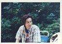 【中古】生写真(男性)/アイドル/SMAP SMAP/中居正広/横型・座り・イス青・目線横・青シャツ・チェック柄のシャツ・背景緑/公式生写真【10P06may13】【fs2gm】【画】