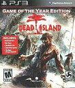 【中古】PS3ソフト 北米版 DEAD ISLAND GAME OF THE YEAR EDITION (18歳以上 国内版本体可)