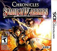 Nintendo 3ds software North America Edition SAMURAI WARRIORS:Chronicles (national core of operation allowed)