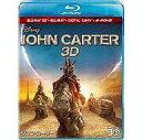 【中古】洋画Blu-ray Disc ジョン・カーター 3Dスーパー・セット【画】