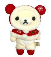 【中古】ぬいぐるみ コリラックマ クリスマス限定ぬい