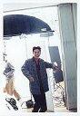 【中古】生写真(男性)/アイドル/SMAP SMAP/中居正広/膝上・衣装グレー黒赤・両手上げ・背景白/公式生写真【10P06may13】【fs2gm】【画】