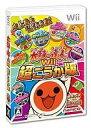 【中古】Wiiソフト 太鼓の達人Wii 超ごうか版[通常版]