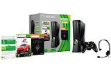 【中古】XBOX360ハード Xbox360本体 250GB リキッドブラック バリューセット【10P01Mar15】【画】