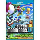 【中古】WiiUソフト NEWスーパーマリオブラザーズ.U【10P13Nov14】【画】