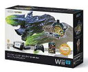 【15日24時間限定!エントリーでP最大26.5倍】【中古】WiiUハード WiiU プレミアムセット モンスターハンター3G HDver