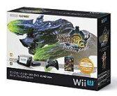 【中古】WiiUハード WiiU プレミアムセット モンスターハンター3G HDver【02P03Sep16】【画】