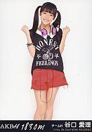 【中古】生写真(AKB48・SKE48)/アイドル/HKT48 <strong>谷口愛理</strong>/CD「1830m」劇場盤特典