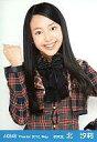 【中古】生写真(AKB48・SKE48)/アイドル/AKB48 北汐莉/上半身・右手グー/劇場トレーディング生写真セット2012.may