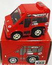 【中古】ミニカー チョロQ 赤バス 大阪市営交通100周年記念チョロQ シリーズ第6弾