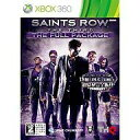 【中古】XBOX360ソフト Saints Row The Third:フルパッケージ PLATINUM HITS