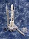 【中古】プラモデル 1/350 H-IIBロケット&移動発射台 実物フェアリング付きVer. 「スペースクラフトシリーズ No.08」 005101