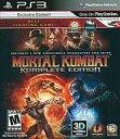 【中古】PS3ソフト 北米版 MORTAL KOMBAT KOMPLETE EDITION (18歳以上 国内本体可)