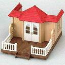 【18日24時間限定!エントリーでP最大27.5倍】【中古】おもちゃ テラスのすてきなお家 「シルバニアファミリー」