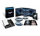 【中古】洋画Blu-ray Disc ダークナイト トリロジー ブルーレイBOX[初回数量限定生産版]