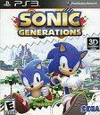 【中古】PS3ソフト 北米版 SONIC GENERATIONS (国内版本体動作可)