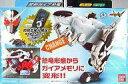 ショッピングファングメモリ 【中古】おもちゃ [初回特典付] 変形ガイア恐竜 ファングメモリ 「仮面ライダーW」
