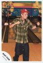 【中古】生写真(男性)/アイドル/KAT-TUN KAT-TUN/田中聖/膝上・シャツチェック緑・帽子赤・両手グー・ボウリング場/公式生写真【10P11Jun13】【画】