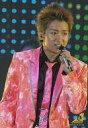 【中古】生写真(ジャニーズ)/アイドル/嵐 嵐/大野智/ライブフォト・上半身・衣装ピンク・左手マイク・背景黒青/ARASH FIRST CONCERT2006 in Taipei/公式生写真【タイムセール】【画】
