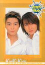 【中古】パンフレット(ライブ・コンサート) パンフ)Kinki Kids 1999 SUMMER CONCERT