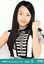 【中古】生写真(AKB48・SKE48)/アイドル/AKB48 北汐莉/上半身・左手グー/劇場トレーディング生写真セット2012.June