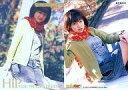 【中古】コレクションカード(女性)/Visual Photocard Collection HiP SPB25 : 西田夏/金箔押し/Visual Photocard Collection HiP ColleCarA