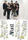 【中古】クリアファイル(男性アイドル) 嵐 A4クリアファイル 「ARASHI SUMMER TOUR 2007 Time -コトバノチカラ-」
