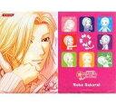 【中古】クリアファイル 桜井琉夏 クリアファイル 「ときめきメモリアル Girl's Side 3rd Story」