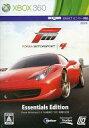 【中古】XBOX360ソフト Forza Motorspor...
