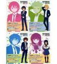 【中古】クリアファイル 全4種セット B5クリアファイル 「男子高校生の日常」 東京国際アニメフェア
