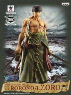 Figure 'one piece] roronoa Zoro MASTER STARS PIECE THE RORONOA. ZORO