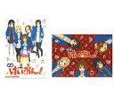 【中古】クリアファイル 集合 オリジナルクリアファイル 「Blu-ray&DVD 映画 けいおん!」 TSUTAYA予約特典