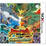 Nintendo 3DS software beast saga strongest crash Colosseum !fs3gm