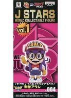 "Figure skating 則巻 hail ""Dr. slump"" J STARS world collector bulldog figure skating vol.1"