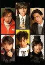 【中古】下敷き(アイドル実写系) SMAP(6人) B5下敷き 「WINTER CONCERT 1995-1996 volume8」【10P25Sep13】【画】