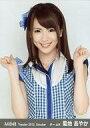 【中古】生写真(AKB48・SKE48)/アイドル/AKB48 菊地あやか/上半身・両手グー/劇場トレーディング生写真セット2012.October
