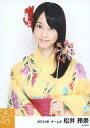 【中古】生写真(AKB48・SKE48)/アイドル/SKE48 松井玲奈/バストアップ・浴衣/「2012.08」公式生写真【10P13Jun14】【画】