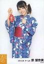 【エントリーでポイント10倍!(7月11日01:59まで!)】【中古】生写真(AKB48・SKE48)/アイドル/SKE48 原望奈美/膝上・右手ヨーヨー/「2012.08」公式生写真
