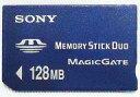【中古】PSPハード メモリースティック 128MB【02P03Dec16】【画】