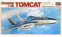 【中古】プラモデル 1/72 グラマン F-14A トムキャット 「キングサイズシリーズ No.12」 [K012]