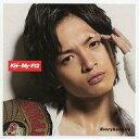 【中古】邦楽CD Kis-My-Ft2 / Everybody Go 玉森裕太ver.[キスマイショップ限定盤](キーホルダー欠け)【画】