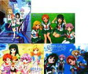 【中古】ポスター(アニメ) 全4種セット 3Dポスター 「夏色キセキ」