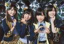 【中古】生写真(AKB48・SKE48)/アイドル/HKT48 村重杏奈・岡田栞奈・秋吉優花・谷真理佳/CD「メロンジュース」共通外付け特典