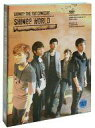 【中古】輸入洋楽DVD SHINEE / THE 1ST CONCERT SHINEE WORLD[輸入盤]