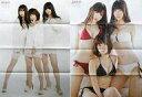 【中古】ポスター(女性) 両面A2ポスター(八つ折) 大島優子&柏木由紀&小嶋陽菜(AKB48) FRIDAY2012年1月6日号付録
