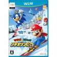 【中古】WiiUソフト マリオ&ソニックAT ソチオリンピック【02P09Jul16】【画】