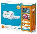 【中古】WiiUハード Wii U本体 すぐに遊べるファミリープレミアムセット(シロ)