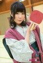 【中古】生写真(AKB48 SKE48)/アイドル/SKE48 金子栞/上半身 着物ピンク 右手ラケット 卓球/DVD「AKBと×× 」特典