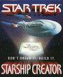 【中古】Windows95/98/MacOS7.5以降 CDソフト STAR TREK:STASHIP CREATOR[北米版]【画】